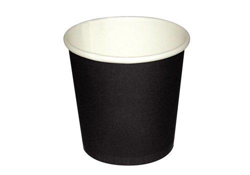 HorecaTraders Espresso kopje donkerbruin (50 stuks)