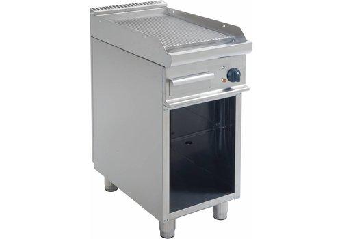 Saro Elektrische Griddle Mit Fahrwerk   40x70x85cm