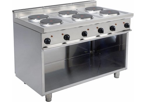 Saro Electric stove with chassis | 6 records