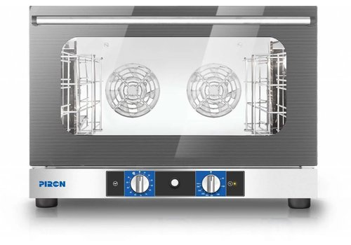Saro Convection Oven with Moisture Sprayer 60 x 40 cm or 1/1 GN