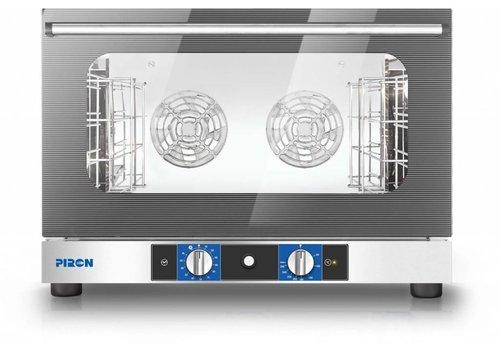 Saro Konvektion-Ofen mit Moisture Sprayer 60 x 40 cm oder 1/1 GN