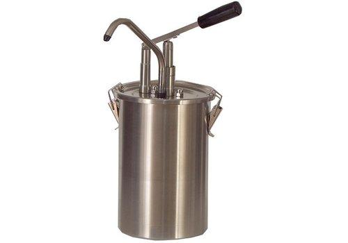 Saro Catering Sauce pump 5 Liter