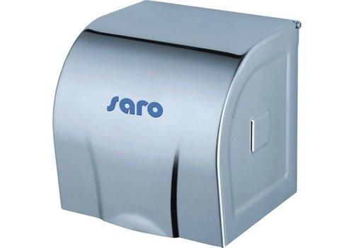 Saro Vandal-proof stainless steel toilet roll