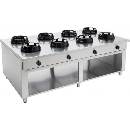 Wok plates