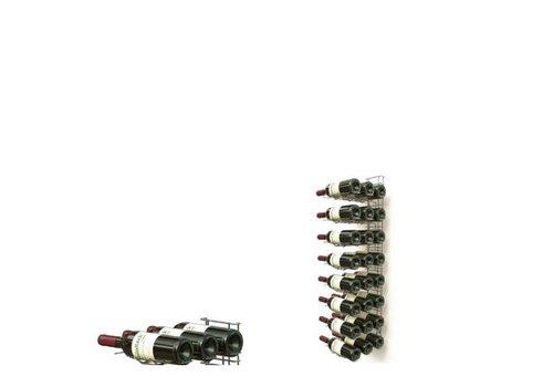 HorecaTraders Wine display rack - 24 bottles