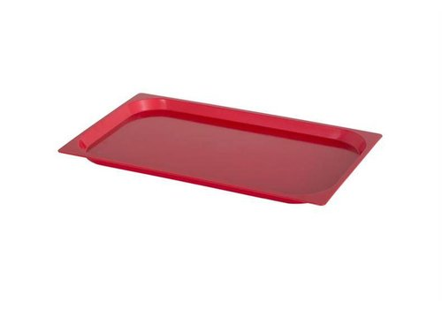 HorecaTraders Red Fach 530x325 mm 10 Stück