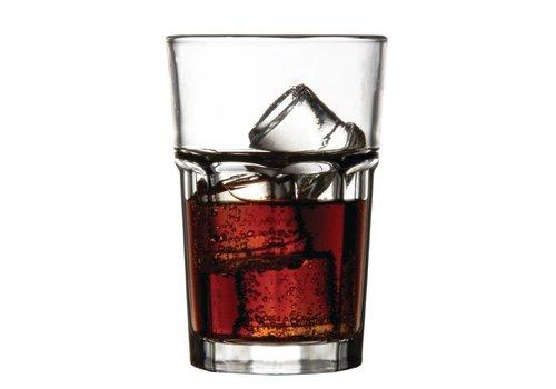 Olympia Trinkglas, Platte, 425 ml (12 Einheiten)