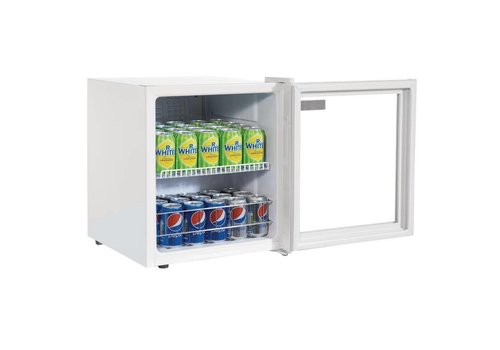Polar Premium Mini Fridge | White