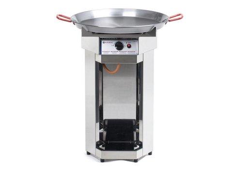 Hendi Barbecue mit Gas Paella-Pfanne