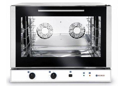 Hendi Hetelucht bakkerij oven