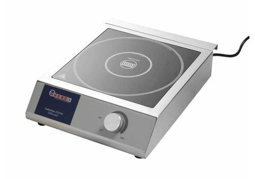 Hendi Horeca inductie kookplaat | 3500Watt