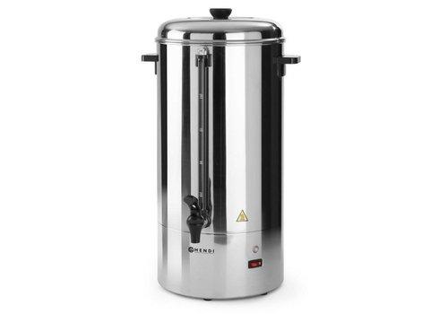 Hendi Percolator stainless steel model 6 liters