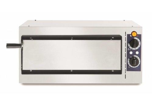Hendi Einige SS Pizza-Ofen | 1600 W | 1 Pizza