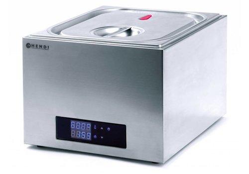 Hendi Sous-Vide systeem | 13 liter