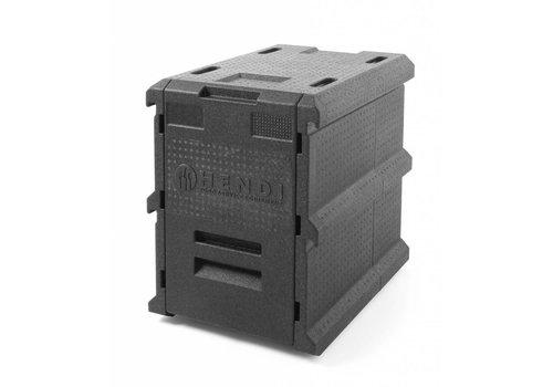 Hendi Thermo Box Voor Gerechten |100 Liter