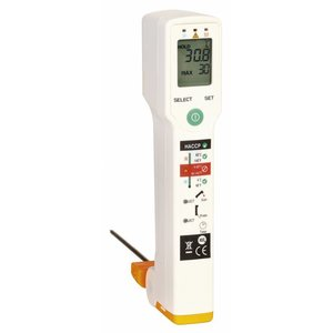 Suiker thermometer horecatraders for Termometro cucina ikea