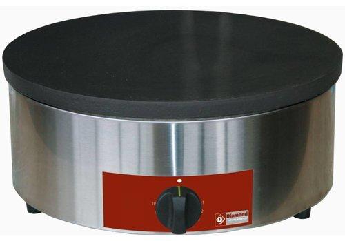 Diamond Elektrische Pfannkuchen Griddle Berufs