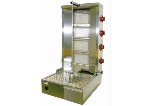 Diamond Gas Kebab Grill 55 kg