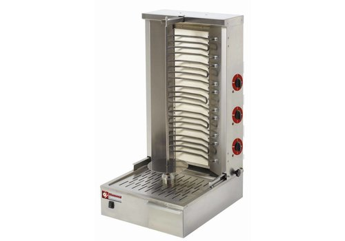 Diamond Elektrische Kebab Grill 55 kg