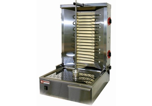 Diamond Electric Kebab Grill 35 kg