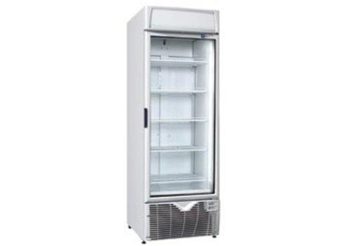 Diamond Freezer with glass door 405 Liter