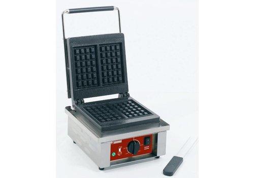 Diamond Gietijzer Elektrische Wafelijzer 1.5 kW