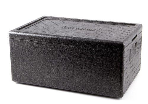 Hendi Thermobox Polypropylene Black 5 Formats