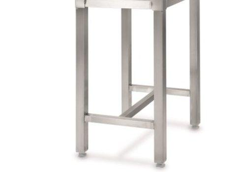 Hendi Stainless steel frame | 51x41x7.5 cm