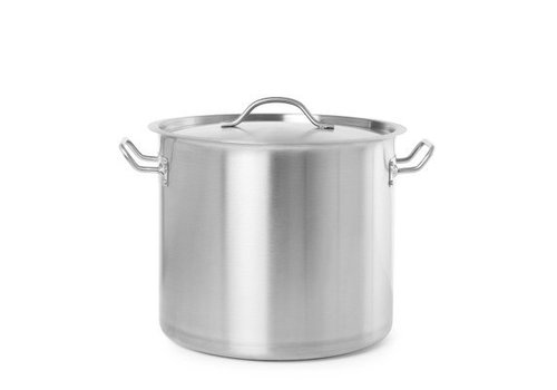 Hendi Kookpan met deksel | 5 Formaten