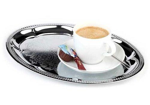 APS Koffie serveerschaal | Ovaal