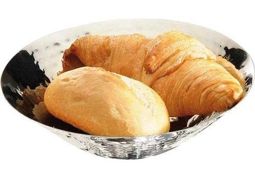 APS Edelstahl Brotschüssel | 2 Größen