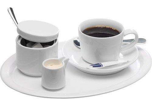 APS Serveer Schotel Wit Melamine | 2 Formaten