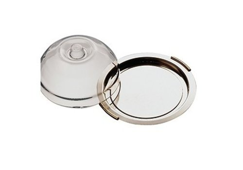 APS Cheese plate Small Round stainless steel Ø 22 cm