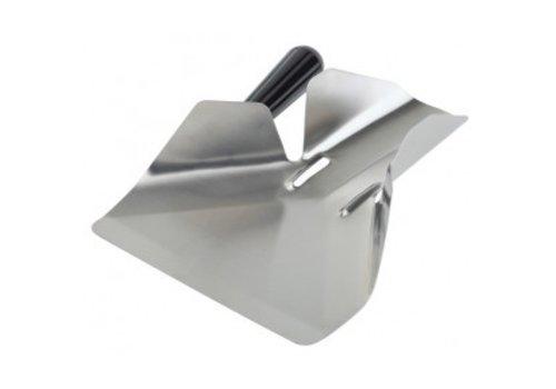 APS Stir-Frites Edelstahl Professionelle 23x21cm