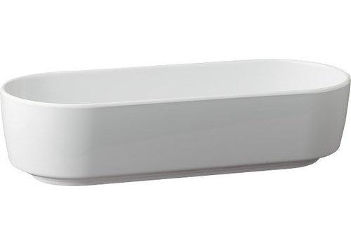 APS Witte schaal met hoge rand