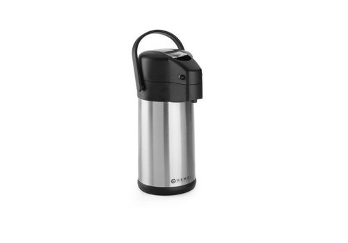 Hendi Pump jug | Stainless steel | 3 liters