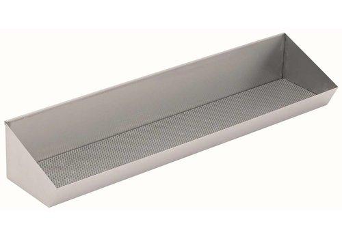 HorecaTraders RVS Friet Voorraadbak 100 cm