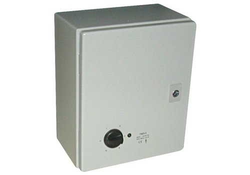 HorecaTraders Lüftungsstellungsregler 3 Phase 19 Ampere