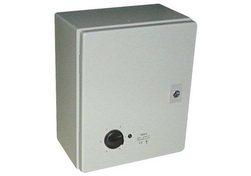 HorecaTraders Lüftungslageregler 3 Phase 7,5 Ampere