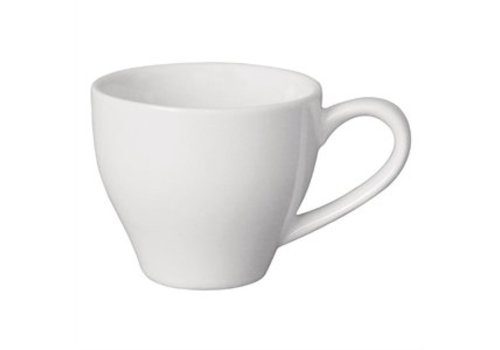 Olympia Espresso cups White Porcelain 12 cl (12 pieces)