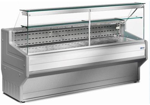 Diamond Refrigerated Counter mer right pane | + 4 ° / + 6 °