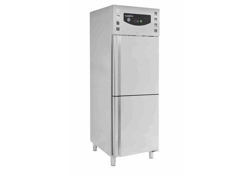 Combisteel Inox Horeca Fridge and Freezer 474 Liter