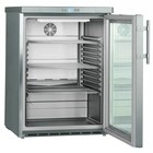 Liebherr Liebherr Stainless Steel Fridge | Glass door