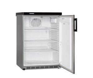 Mini Kühlschrank Liebherr : Liebherr fkvesf unterbau edelstahl kühlschrank l