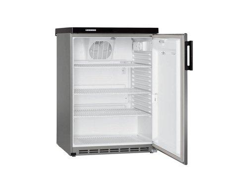 Liebherr Fkvesf1805 | Substructure stainless steel refrigerator 180 L | Liebherr