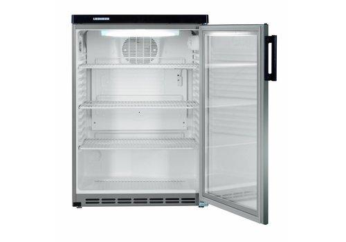 Liebherr Fkvesf1803 | Stainless Steel Refrigerator 180 L | Liebherr