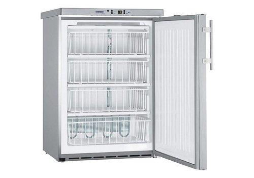 Liebherr GGU1550   Stainless steel Freezer drawers with 143 L   Liebherr