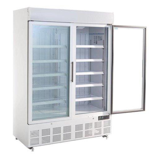 Freezers With 2 Glass Doors