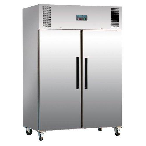 Freezers with 2 doors