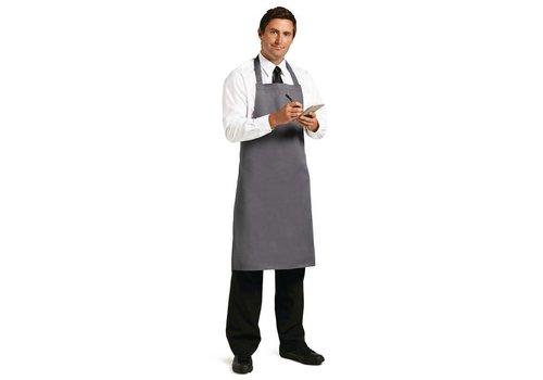 Chef Works Schort Grijs